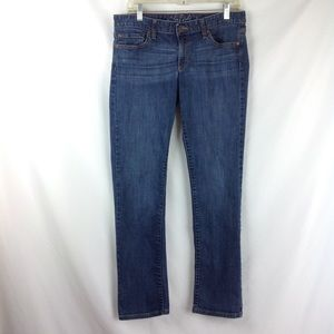 Tommy Hilfiger Straight Leg Stretch Jeans Sz 8